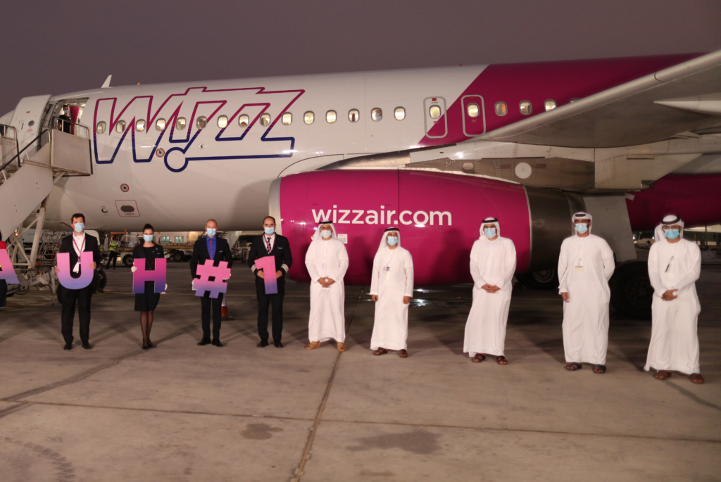 Wizz Air Abu Dhabi To Start Operations On October 01 2020 Newsnreleases